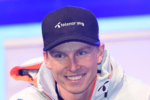 Henrik Kristoffersen hat sein Training wieder aufgenommen. (Foto: © Ch. Einecke (CEPIX))