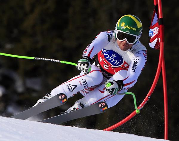 (PHOTOPRESS/Lise Aserud) Kröll gewinnt Abfahrt in Kvitfjell (NOR), Sander in den Punkten