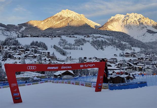 Der Kronplatz ist bereit für den Ski Weltcup Riesenslalom der Damen (Foto: © SkiWorldCup Kronplatz)
