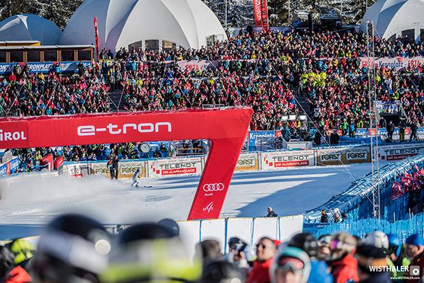 """Die """"Erta"""" am Kronplatz ist wieder mit dabei im Skizirkus 2020/21 (Foto: © wisthaler.com)"""