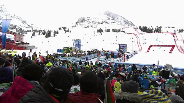 Slalom der Damen am Montag in Kühtai