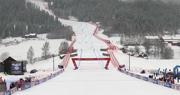 UPDATE: Ski Weltcup Rennen in Kvitfjell sind abgesagt