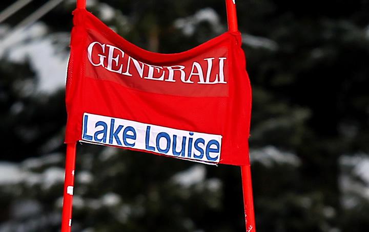 Lake Louise ist bereit für den Ski Weltcup