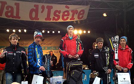 © Gernot Wagner / Der Tiroler Raphael Haaser war im Slalom eine Klasse für sich.