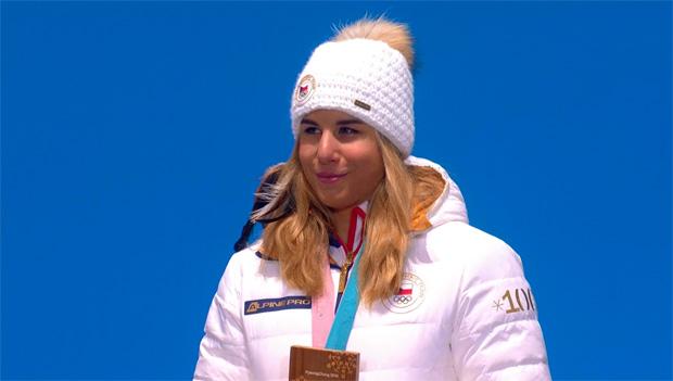 Ester Ledecká: Olympiasiegerin in zwei verschiedenen Sportarten