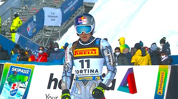 Ester Ledecká verzichtet auf ihre Speedweltcup-Einsätze im Fassatal