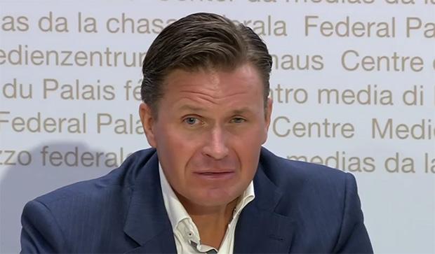 Swiss-Ski-Präsident Urs Lehmann kann auch zufrieden sein.