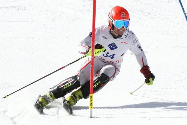 © Gerwig Löffelholz / ÖSV NEWS: Richard Leitgeb feiert Weltcupdebüt in Val d'Isere