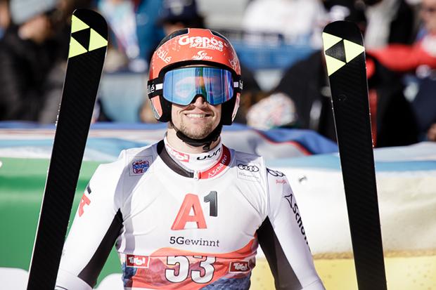 Roland Leitinger startete mit Startnummer 53 in Sölden in die Saison (© Claudia Egger / Skiweltcup.TV)