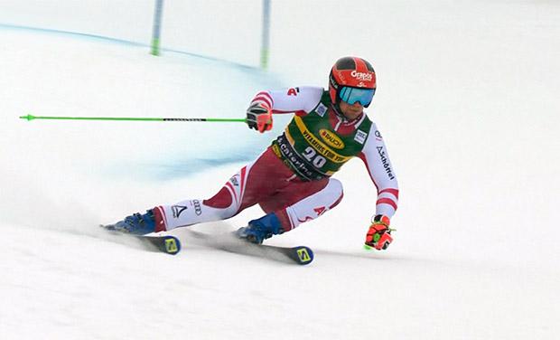 Roland Leitinger landete als bester Österreicher auf Platz 17.
