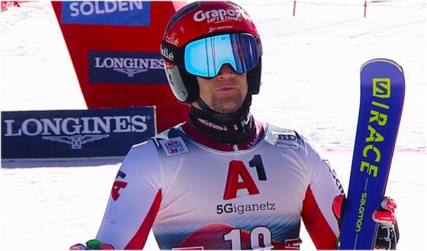 ÖSV News: Roland Leitinger verpasst Sieg beim Riesenslalom Ski Weltcup Auftakt in Sölden nur knapp