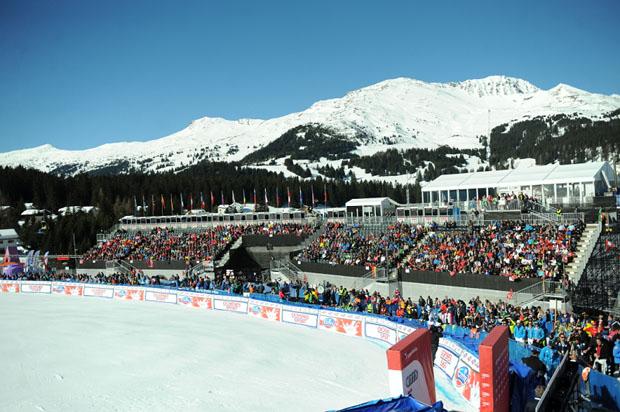 © Ch. Einecke (CEPIX) / Auch Skirennen in der Lenzerheide bekommen grünes Licht