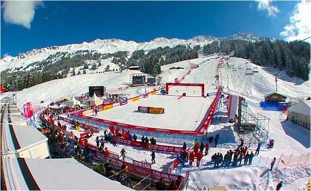 Ski Weltcup Finale 2020/21: Schneereiche Weltcup-Woche in Lenzerheide
