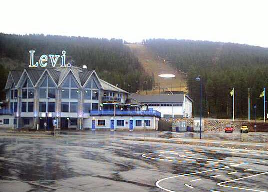 In Levi ist kein Schnee in Sicht!