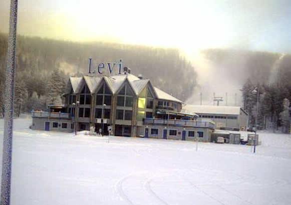 Levi ist bereit für den Skiweltcup 2012/13