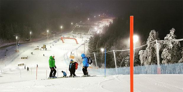 Europacup LIVE: 2. Slalom der Herren in Levi