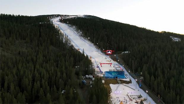 Starten in Levi nur die Slalom Damen in die Ski Weltcup Saison 2020/21?