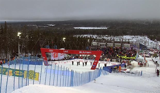 LIVE: Slalom der Herren in Levi 2019 - Vorbericht, Startliste und Liveticker