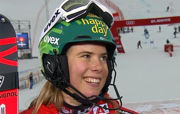 Katharina Liensberger und die unendliche Skischuhposse