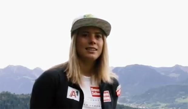 Kathi Liensberger nimmt Stellung zum Skischuhausrüstungsvertrag