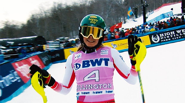 ÖSV News: Katharina Liensberger im Killington Slalom als beste Österreicherin Sechste
