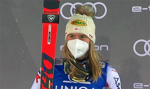 Katharina Liensberger hat noch lange nicht genug