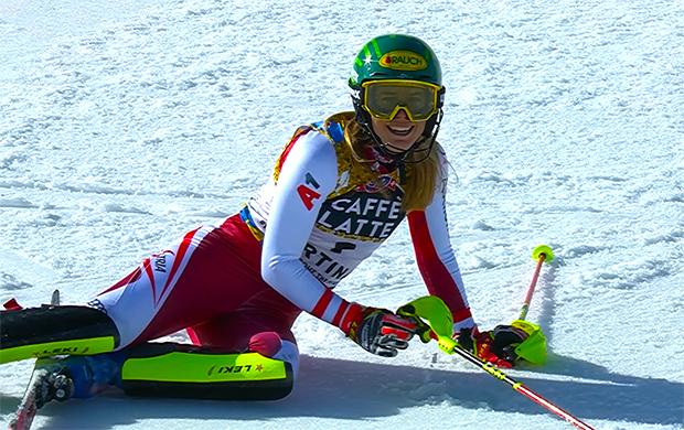 Ski-WM 2021: Kathi Liensberger, eine würdige Weltmeisterin