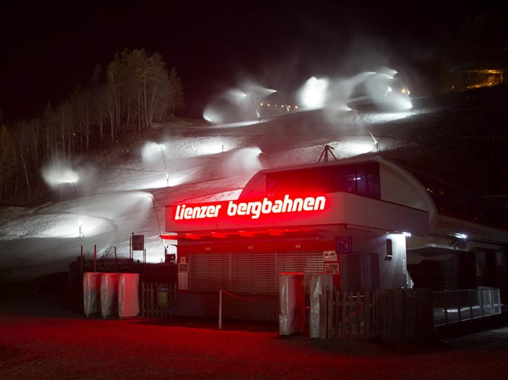 © Philipp Brunner / Talstation der Lienzer Bergbahnen AG
