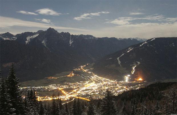 Ski Weltcup in Lienz: Der Schnee ist da! (Foto: www.skiworldcup-lienz.at)