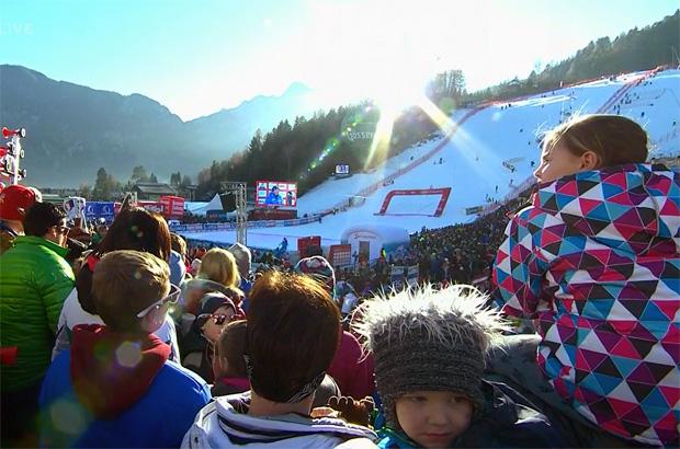 Damen-Skiweltcup Lienz: Wettervorhersage zwingt OK zum Programmwechsel