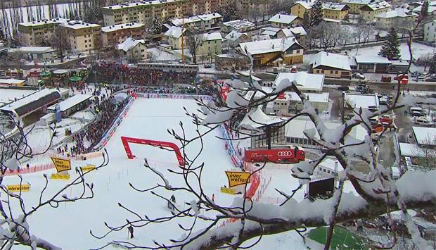 Wie ist es um die nahe Zukunft des Ski Weltcups in Lienz bestellt?