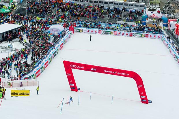 50 Jahre Skiweltcup in Lienz mit großer Jubiläumsparty (Foto: © Expa Pictures)