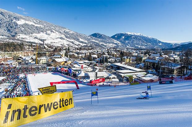 Erfreuliche Nachrichten vom Hochstein: Ski Weltcup der Damen bleibt in Lienz (Foto: © EXPA/ Michael Gruber)