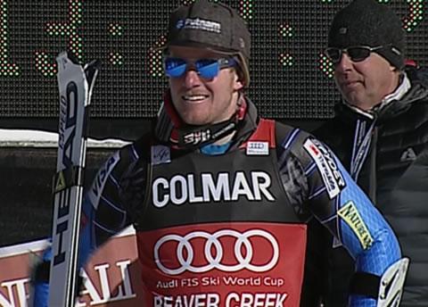 Ted Ligety feiert 10. Weltcupsieg
