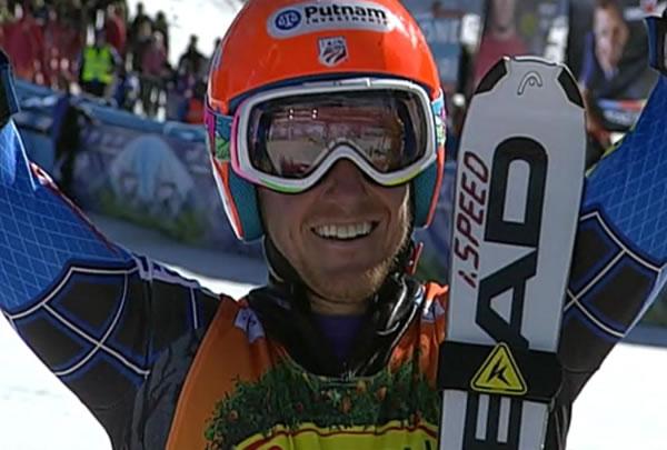 Ted Ligety gewinnt Riesenslalom in Kranjska Gora