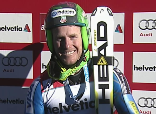 Ted Ligety in Beaver Creek auf Siegeskurs
