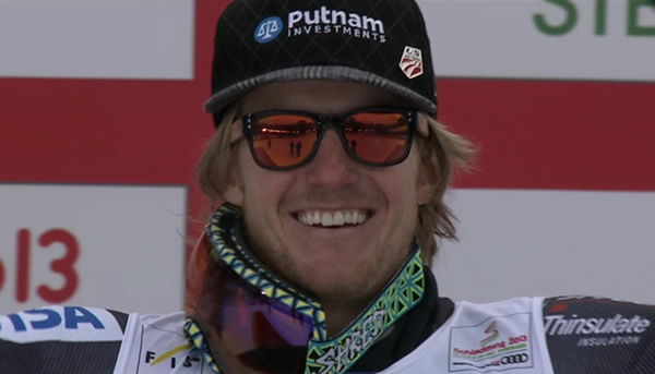 Super G Weltmeister 2013 - Ted Ligety
