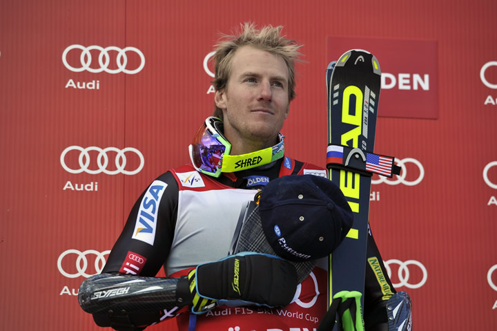 © HEAD / Ted Ligety (USA)