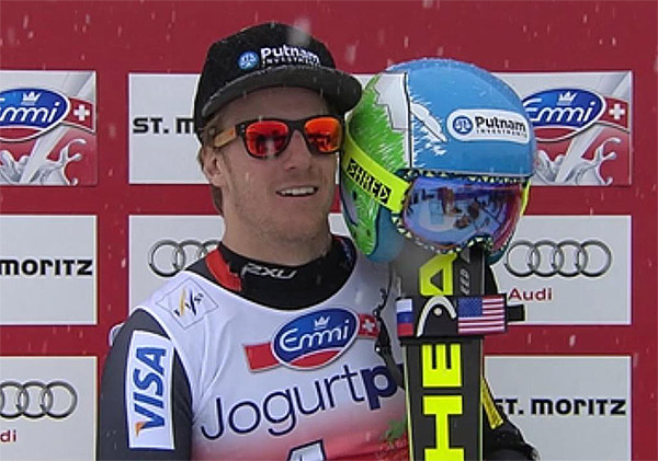Ted Ligety (USA)  ......