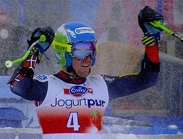 Ted Ligety (USA) ........