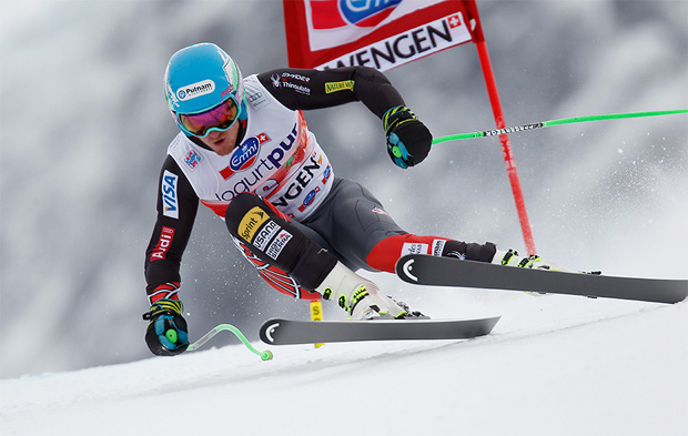 © HEAD / Lauberhorn Kombinationssieger 2014 - Ted Ligety (USA)