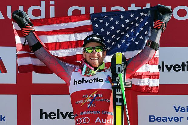 © HEAD / Riesentorlauf Weltmeister Ted Ligety (USA)