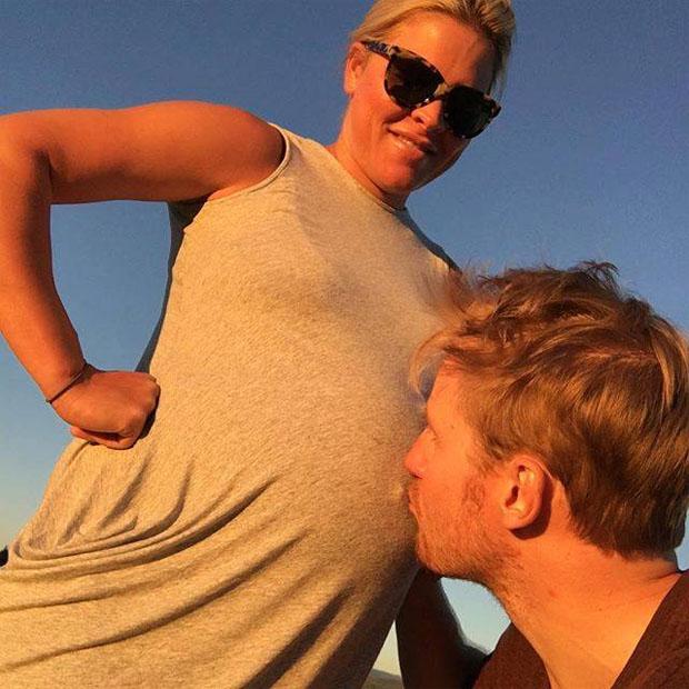 Ted Ligety freut sich auf die Geburt seines Kindes (Foto: Ted Ligety / Facebook)