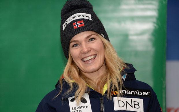 © Ch. Einecke (CEPIX) /  Norwegerin Nina Haver-Løseth beendet ihrer Karriere