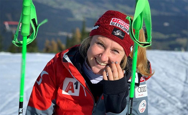 "Skiweltcup.TV kurz nachgefragt: Heute mit Bernadette ""Berni"" Lorenz (Foto: © ÖSV)"