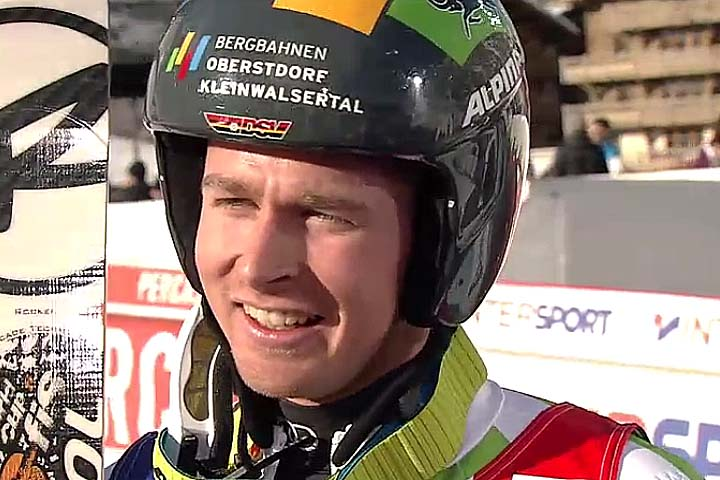 Stefan Luitz (GER)