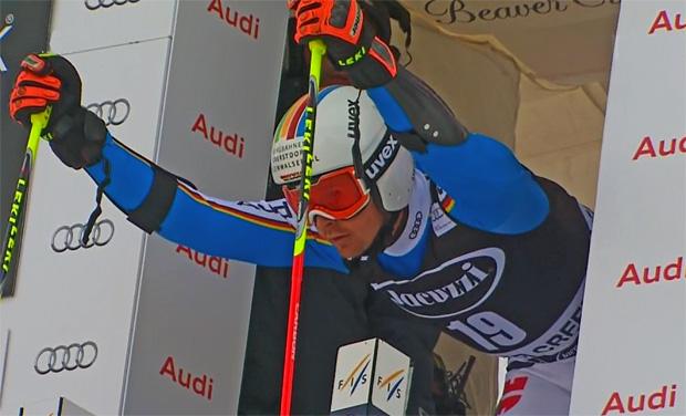 Stefan Luitz hat das Zeug zum Spitzenfahrer