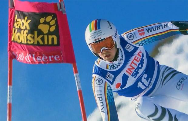 Vielleicht kann Stefan Luitz die Topfahrer Hirscher und Pinterault in St. Moritz etwas ärgern.