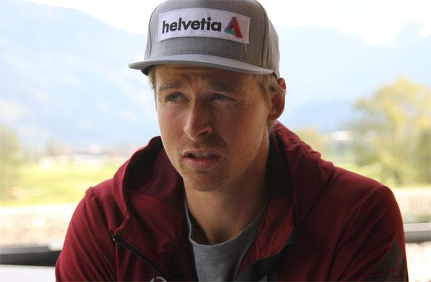 Verletze Schulter bremst Stefan Luitz aus (Foto: Walter Schmid / Skiweltcup.TV)