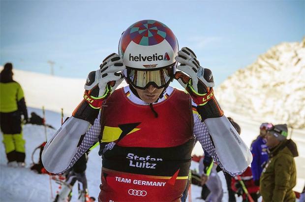 Stefan Luitz für Riesenslalom-Start in Garmisch-Partenkirchen noch fraglich. (Foto: Stefan Luitz / Instagram)